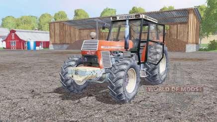 URSUS 1604 red для Farming Simulator 2015