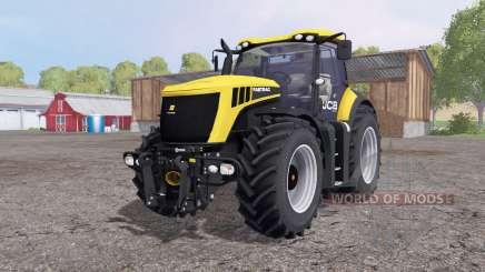 JCB Fastrac 8310 IC control для Farming Simulator 2015