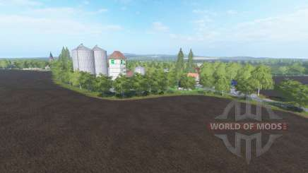 Loess Hill Country v4.1 для Farming Simulator 2017