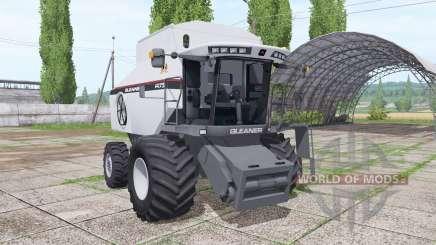 Gleaner R75 v2.0 для Farming Simulator 2017