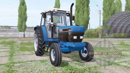 Ford 6640 4x4 для Farming Simulator 2017