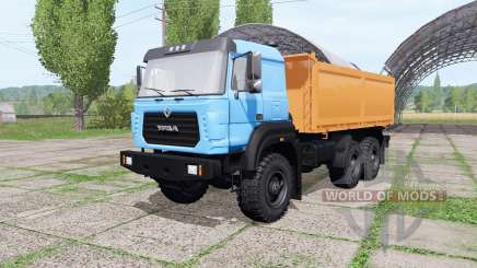 Урал 5557-82М v1.1 для Farming Simulator 2017