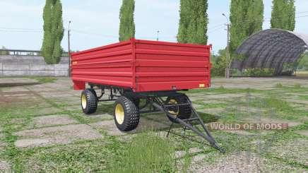 Zmaj 489 new для Farming Simulator 2017