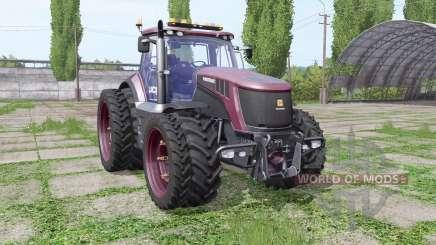 JCB Fastrac 8280 update для Farming Simulator 2017