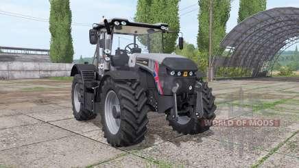 JCB Fastrac 4220 custom для Farming Simulator 2017