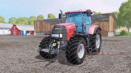 Case IH Puma 160 CVX front loadеr для Farming Simulator 2015