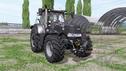 Case IH Puma 185 CVX black panthеr для Farming Simulator 2017