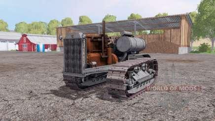 Сталинец 60 для Farming Simulator 2015