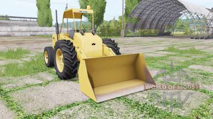 Massey Ferguson 356 для Farming Simulator 2017