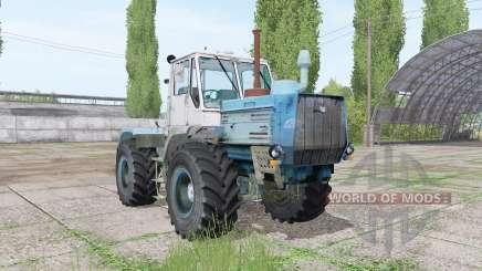 Т 150К голубой для Farming Simulator 2017