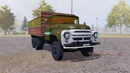 ЗиЛ 133Г для Farming Simulator 2013