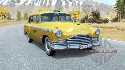 Burnside Special wagon Taxi v1.012 для BeamNG Drive
