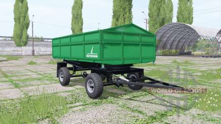 Autosan D47 pack для Farming Simulator 2017