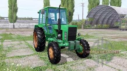 МТЗ 82 Беларус green для Farming Simulator 2017