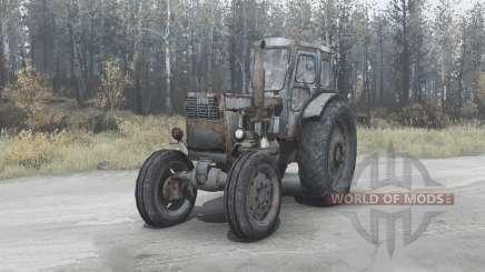 Т-40 для MudRunner