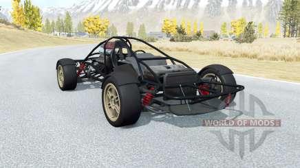 Civetta Bolide Track Toy v2.1 для BeamNG Drive