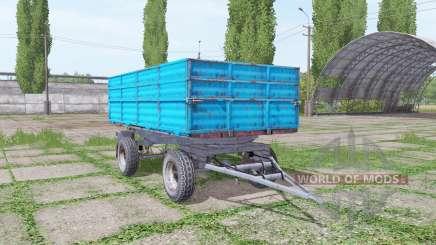 Autosan D47 blue для Farming Simulator 2017
