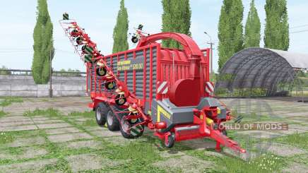 Strautmann Tera-Vitesse CFS 5201 overload pipe для Farming Simulator 2017