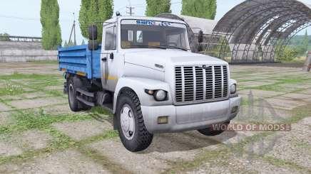 ГАЗ САЗ 35071 тюнинг для Farming Simulator 2017