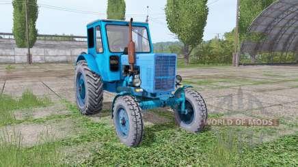 МТЗ 50 4x4 для Farming Simulator 2017