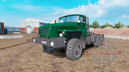Урал 44202-10 для Euro Truck Simulator 2