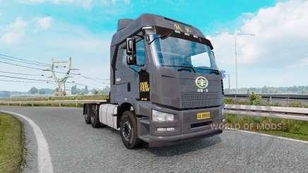 FAW Jiefang J6P для Euro Truck Simulator 2