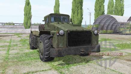 МАЗ 538 1964 для Farming Simulator 2017