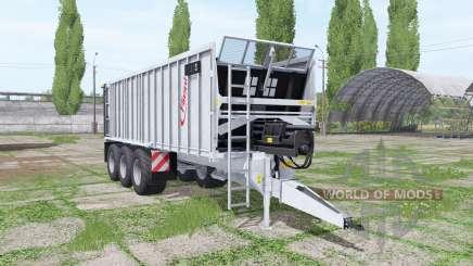 Fliegl Gigant ASW 391 v4.0 для Farming Simulator 2017