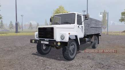 ГАЗ 3308 v2.0 для Farming Simulator 2013