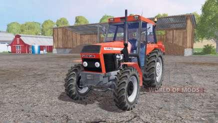 URSUS 1014 front loader для Farming Simulator 2015