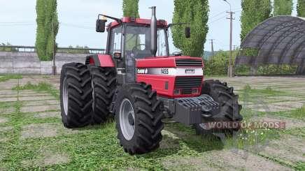 Case IH 1455 XL dual rear для Farming Simulator 2017