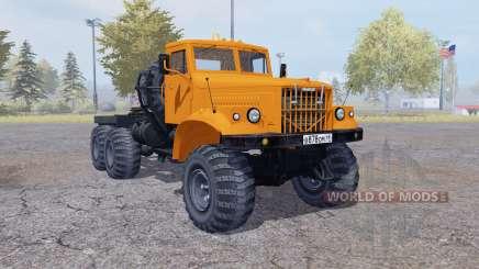 КрАЗ 258Б v2.0 для Farming Simulator 2013
