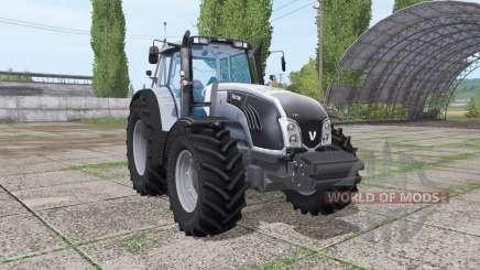 Valtra T163 Continental для Farming Simulator 2017