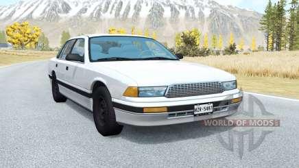 Gavril Grand Marshall V6 road cruiser v1.5 для BeamNG Drive