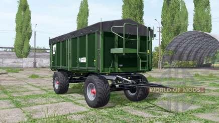 Kroger HKD 302 VE для Farming Simulator 2017