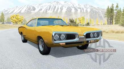 Dodge Coronet Super Bee coupe (WM21) 1969 для BeamNG Drive