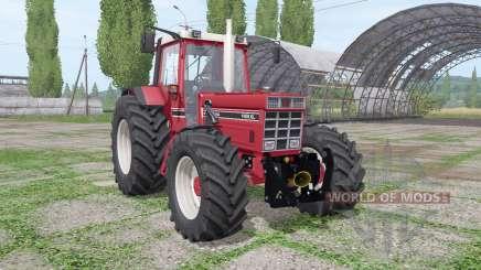 International Harvester 1455 XL loader mounting для Farming Simulator 2017