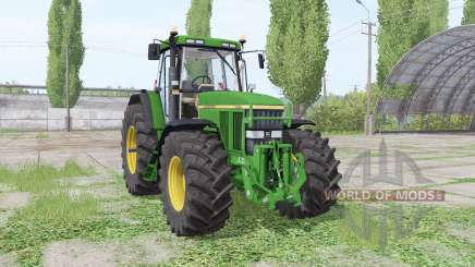 John Deere 7810 washable для Farming Simulator 2017