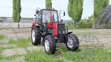 МТЗ-1025 Беларус loader mounting для Farming Simulator 2017