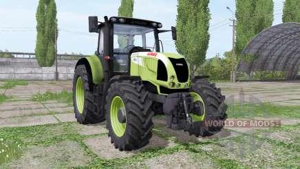 CLAAS Arion 620 для Farming Simulator 2017