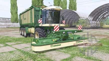 Krone BiG L 550 prototypе для Farming Simulator 2017