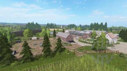Dreistern Hof для Farming Simulator 2017