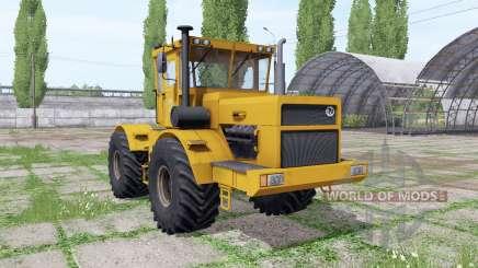 Кировец К 700А v1.3.8 для Farming Simulator 2017