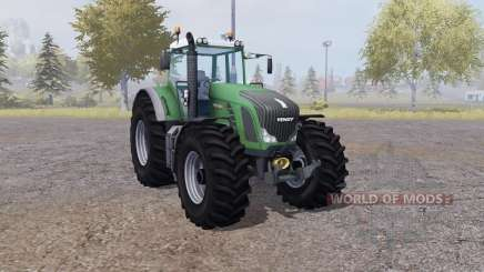 Fendt 936 Vario green для Farming Simulator 2013