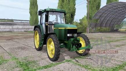 John Deere 6810 narrow tires для Farming Simulator 2017