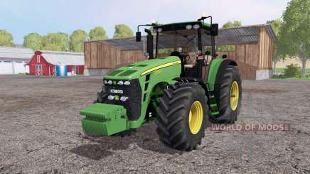 John Deere 8330 weight для Farming Simulator 2015