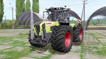 CLAAS Xerion 3800 Trac VC wide tyre для Farming Simulator 2017
