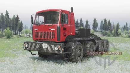 МЗКТ 7429 красный для Spin Tires