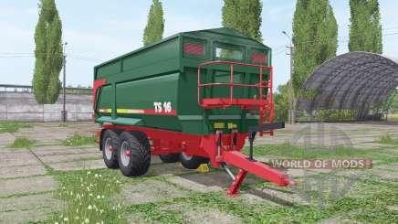 METALTECH TS 16 для Farming Simulator 2017