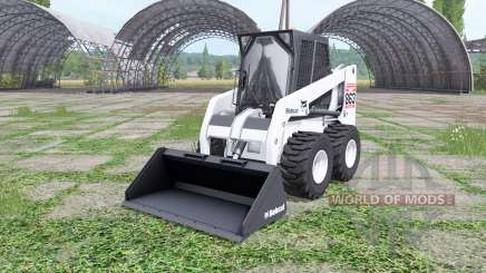 Bobcat 863 Turbo v1.1 для Farming Simulator 2017